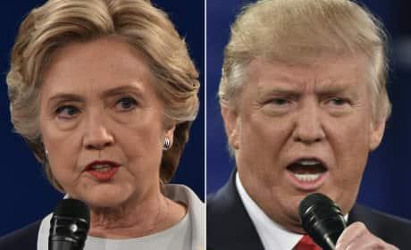Clinton vs. Trump 2016