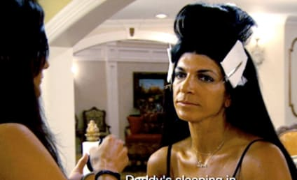 The Real Housewives of New Jersey Recap: Sit Down and Man Up