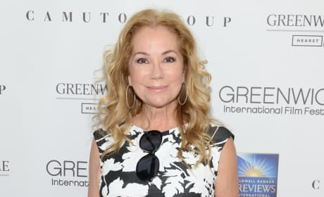 Kathie Lee Gifford at Greenwich International Film Festival