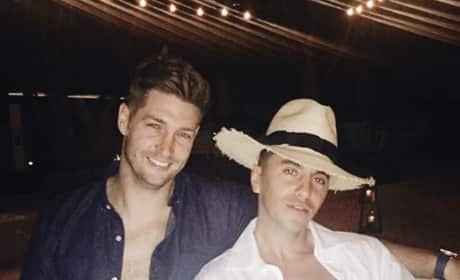 Jay Cutler & Friend