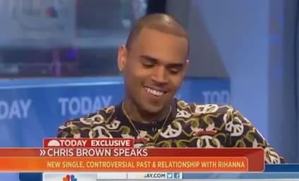 """Chris Brown """"Absolutely"""" Sure He Won't Pummel Rihanna Senseless Again"""