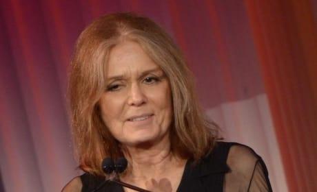 Gloria Steinem Defends Miley Cyrus