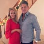 David Hasselhoff and Hayley Roberts on Instagram