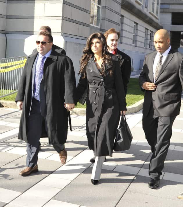 Teresa Giudice Heads to Court