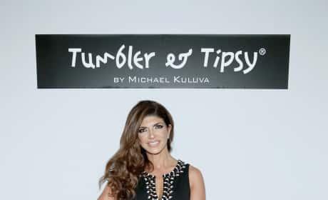 Teresa Giudice Fashion Week September 2016