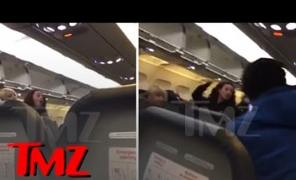 Danielle Bregoli FLIPS THE EFF OUT on Airline Passenger