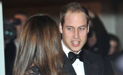Prince William Returns Safely to UK