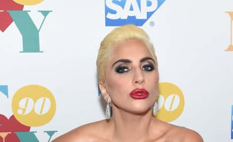 Lady Gaga Parties