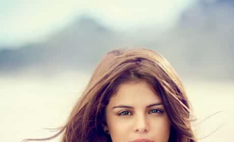 Selena Gomez Gets Serious