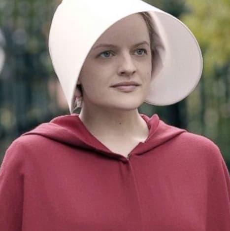 Elisabeth Moss on Hulu