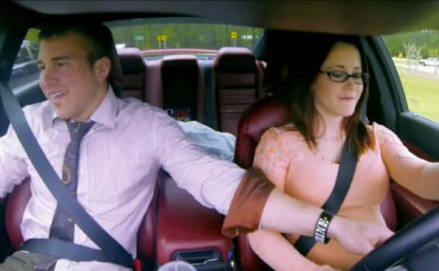 Jenelle Evans, Nathan Griffith Screen Shot