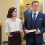 Vanessa Hudgens and Alan Tudyk on NBC's Powerless