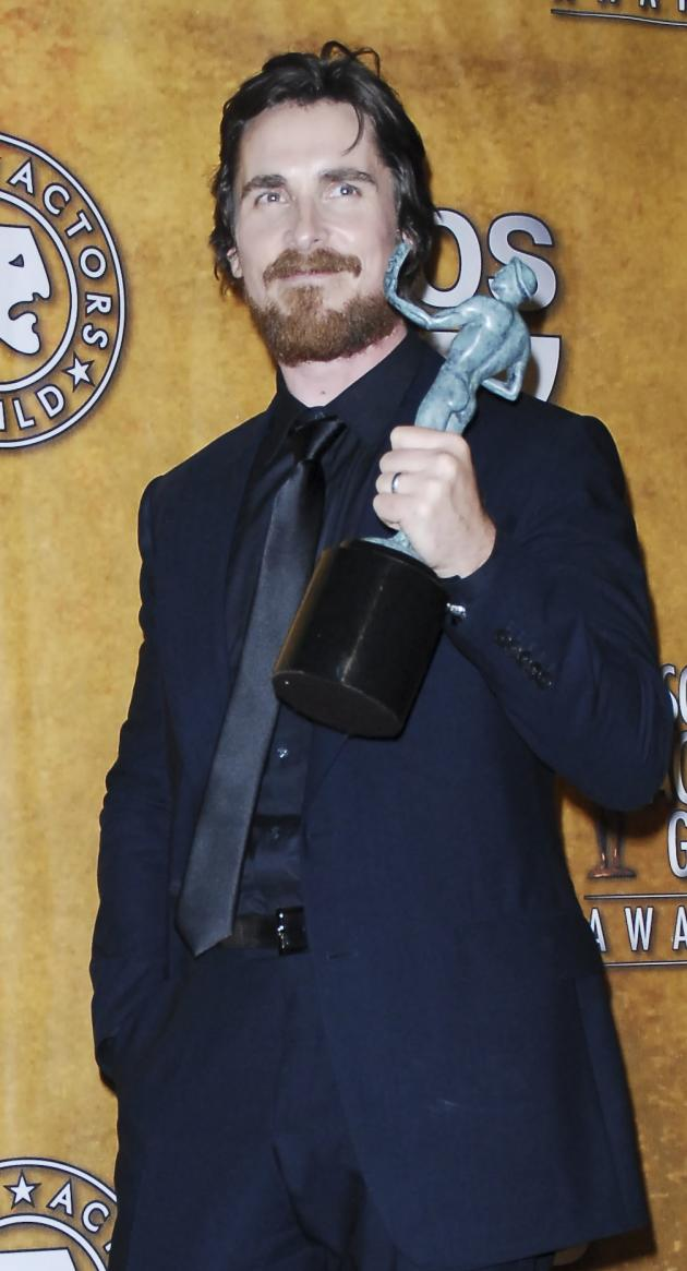 Christian Bale, Short Hair