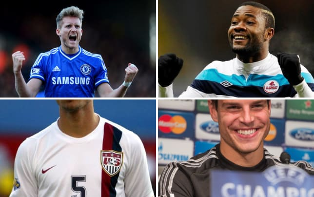 15 hottest players in the 2014 world cup andre schurrle