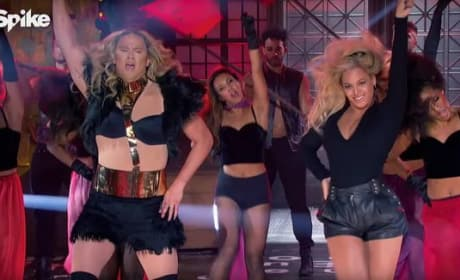 Channing Tatum and VERY Special Guest Run the World on Lip Sync Battle