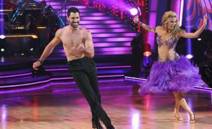 Dancing with the Stars Recap: Erin Andrews Rules; Len Not a Fan of Maksim Chmerkovskiy Shirtless