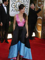 Sandra Bullock at 2014 Golden Globes