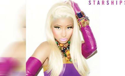 "Nicki Minaj First Listen: ""Starships"""