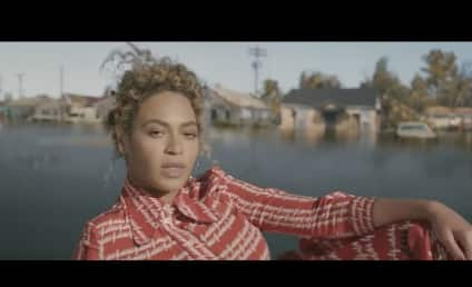 """Beyonce Drops NEW Video for """"Formation"""" Featuring Blue Ivy!"""