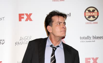 """Charlie Sheen: HIV Diagnosis Was """"Open Secret"""" in Hollywood For YEARS?"""