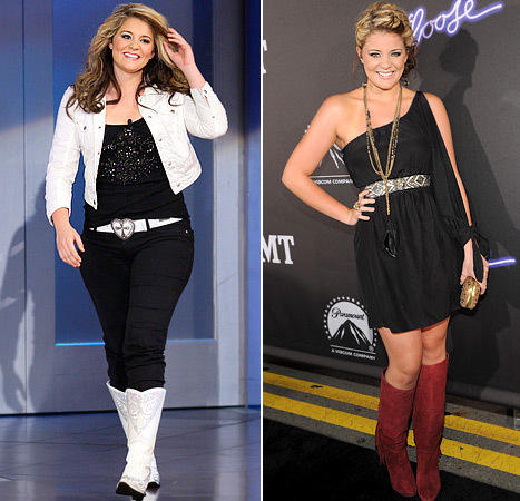 Lauren Alaina Weight Loss Pics: Before & After - The ...