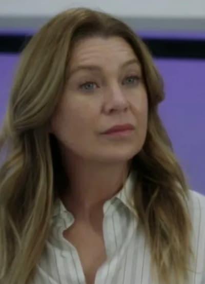 Meredith écoute