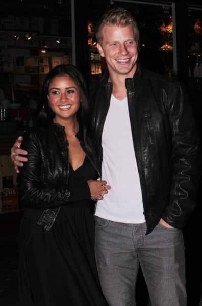 Sean Lowe and Catherine Guidici Photograph