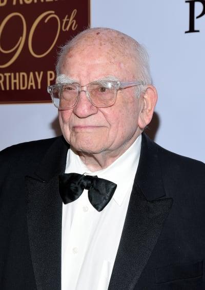 Ed Asner at 90