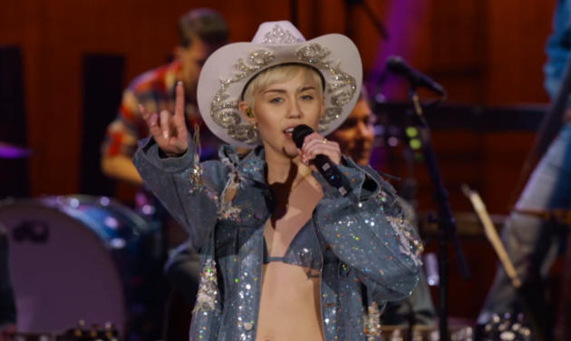 Miley Cyrus Cowgirl Outfit