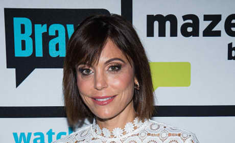 Bethenny Frankel Stops By Watch What Happens Live Season 13
