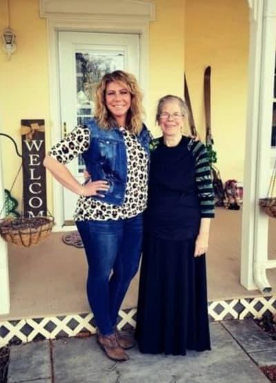 Meri and Mom