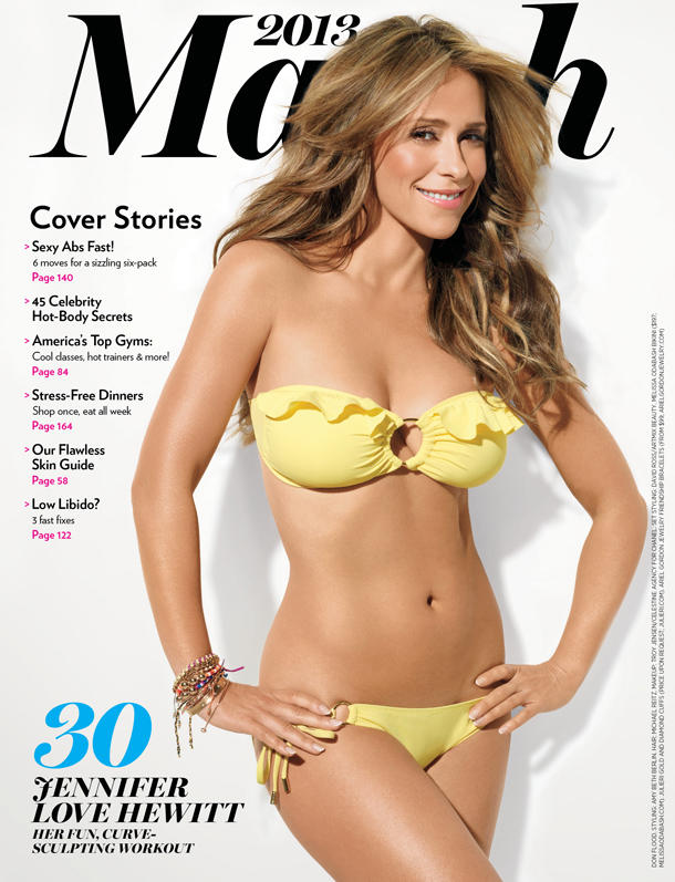 jennifer love hewitt named sexiest maxim cover girl of all