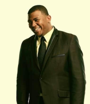 Curtis Finch, Jr. Portrait
