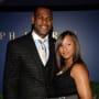 LeBron James and Savannah Brinson Picture