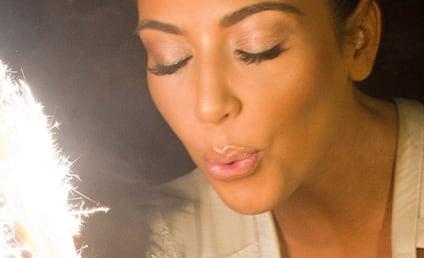 Kim Kardashian: Forget My Birthday, I'm Having Flashbacks!