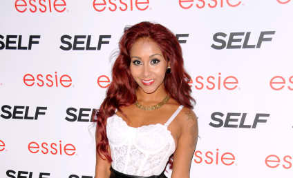 Snooki: Rocking Her New Look at SELF Rocks the Summer Event
