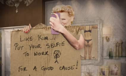 Bette Midler: Kim Kardashian Should Put her Nude Selfie to Good Use!