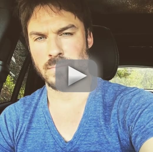 Ian Somerhalder: I Was Only 13 When I Lost My Virginity