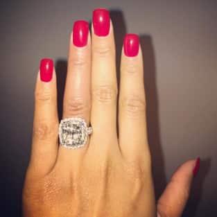 Nick Minaj's (Maybe Engagement Ring) Other Photo