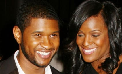 Report: Usher and Tameka Raymond Working Toward Custody Settlement