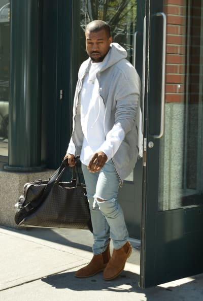 Kanye in the Morning