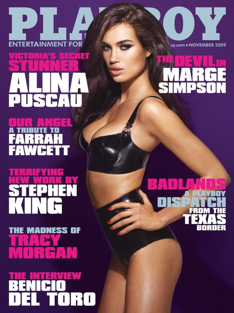THG Exclusive: An Interview with Playboy Model Alina Puscau ...
