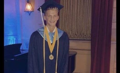 Cody Simpson Valedictorian Speech Clip