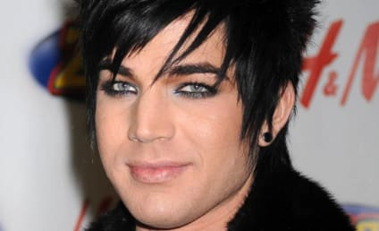 Adam Lambert Shows Love for Ke$ha, Anna Kendrick, Hairspray