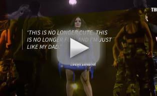 Demi Lovato Cries in Celebration of Sobriety