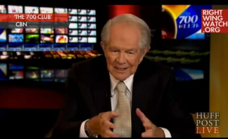 Pat Robertson Slams Diets as Anti-God