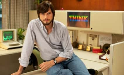 Ashton Kutcher as Steve Jobs: First Photo!