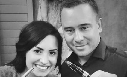 Demi Lovato Thanks Phil McIntyre for LITERALLY Saving Her Life