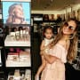 Chrissy Teigen and Luna and ... Chrissy Teigen Again