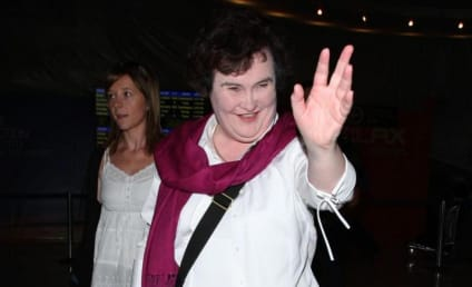 Susan Boyle to Sing on Dancing with the Stars